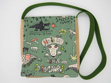 Dinosaur Toddler Messenger Bag
