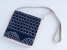 Waves & Sea Foam Toddler & Preschool Messenger Bag