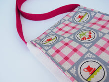 Teatime Toddler Messenger Bag