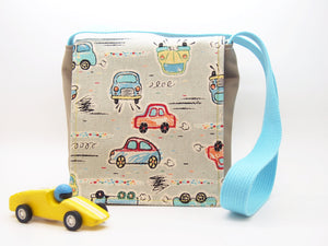 Little Beep Beep Cars Toddler Messenger Bag