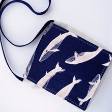 toddler whale messenger bag