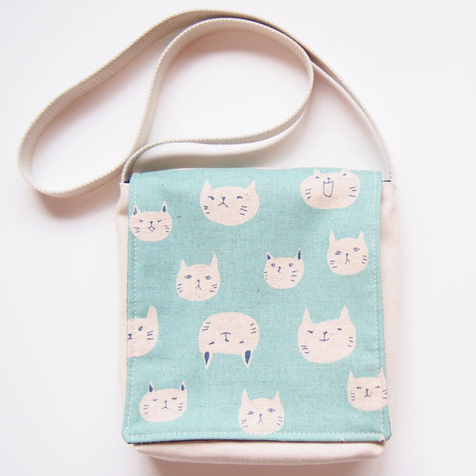 Blue Cats Toddler & Preschool Messenger Bag