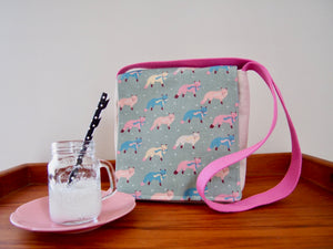 Fox Beatrice Messenger Bag for Toddlers