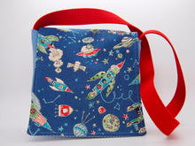 Space Explorer Toddler Messenger Bag