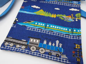 Trains & Tracks Messenger Bag