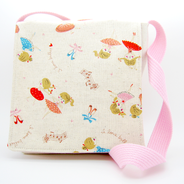 Dreamy Pink Ballet Bag for Toddler