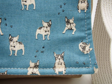 Dogs [French Bulldog] Little Kid's Messenger Bag