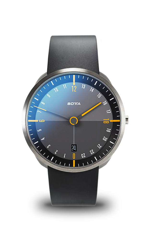 24 hour watch TRES 24 from BOTTA -