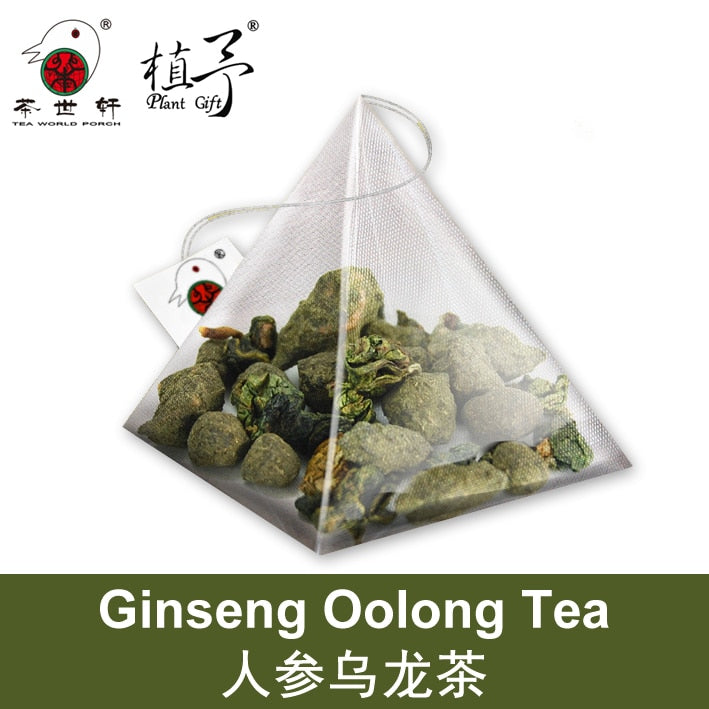 Ginseng Oolong Tea Singapore
