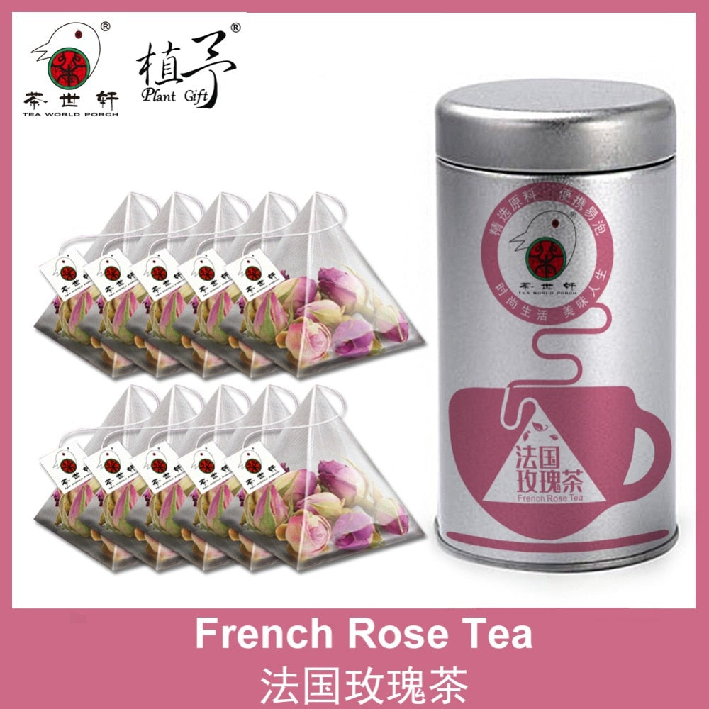 French Rose Tea Singapore