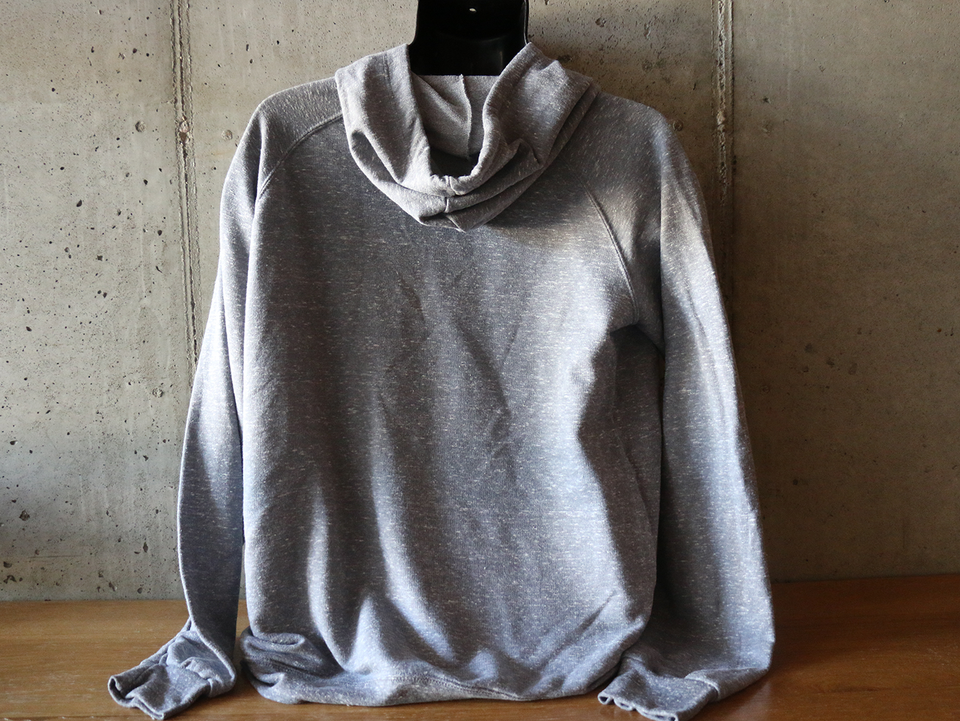 Charcoal Heather Pullover Hoodie