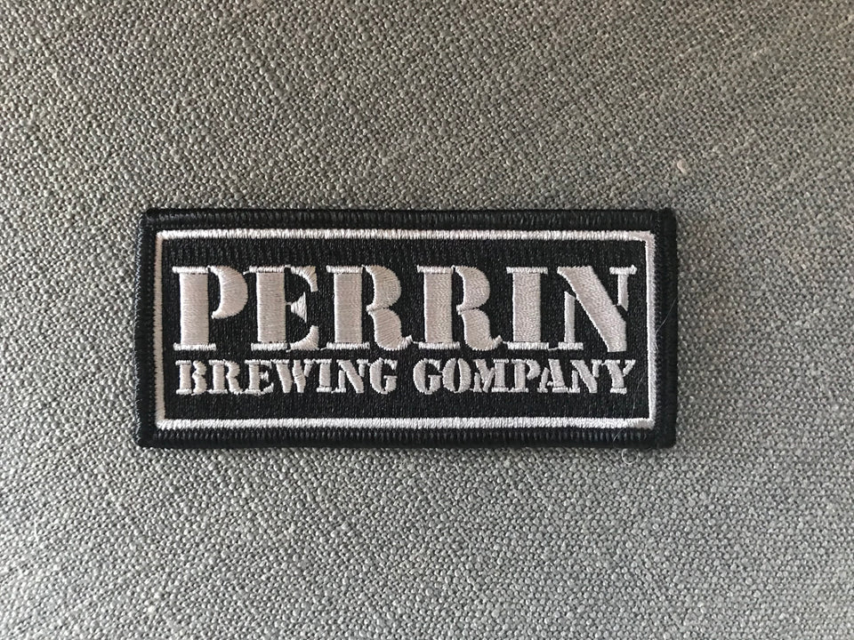 Perrin Brewing Patch