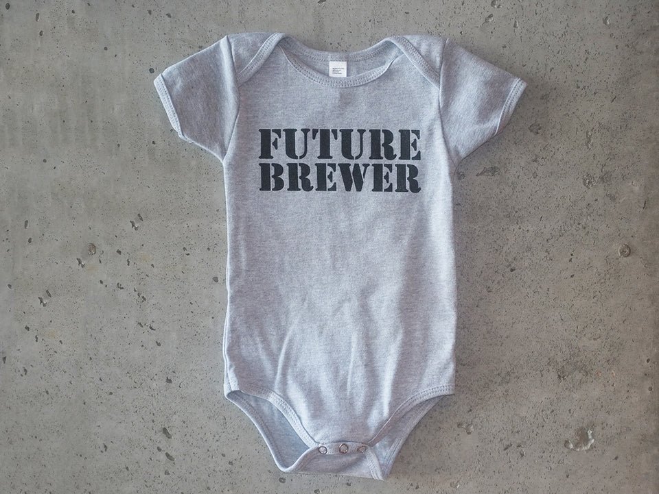 Future Brewer Onesie