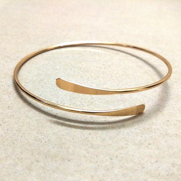 Easy Geometric Bangle