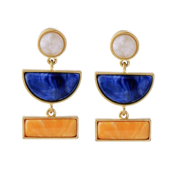 Deco Vintage Earrings
