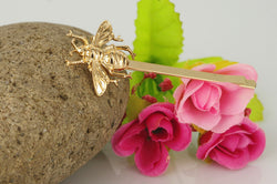 Honey Bee Hair Pin