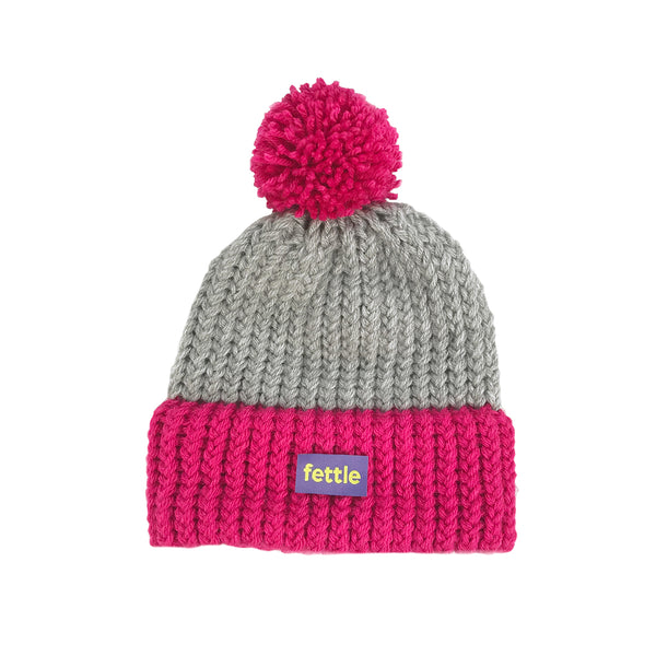 Nidderdale Knitted Bobble Hat
