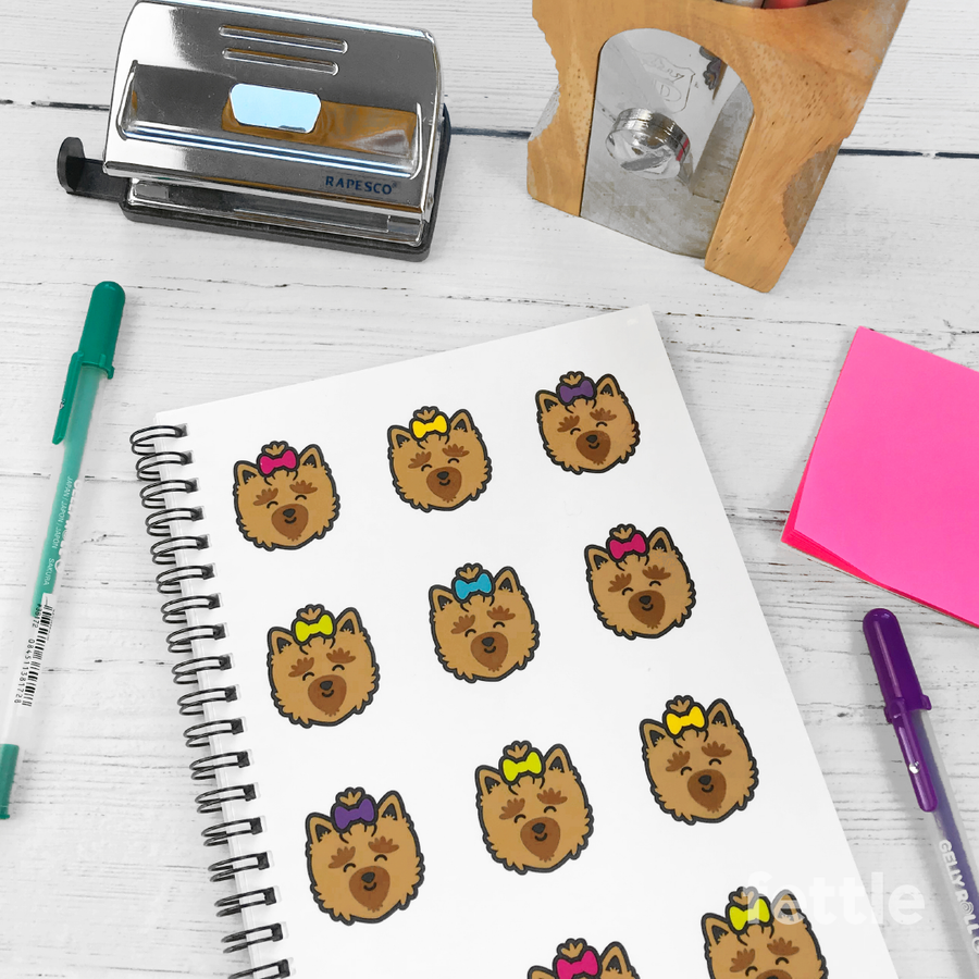 Yorkshire Terrier Notebook