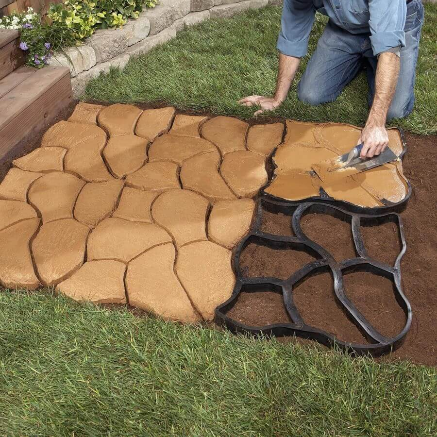 Garden Path Maker Mold -【LAST DAY PROMOTION】