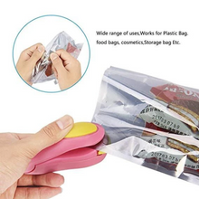 Load image into Gallery viewer, 【50% OFF】- Portable Mini Kitchen Bag Sealer