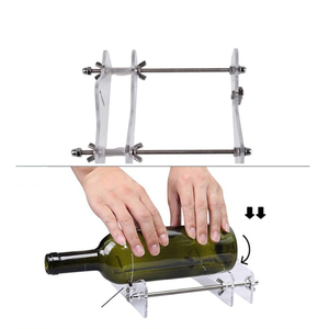 Professional Glass Bottle Cutting Machine