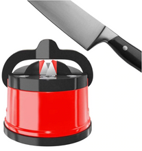 Load image into Gallery viewer, KnifeCare™ Suction Cup Knife Sharpener