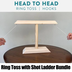 Ring Toss Drinking Game