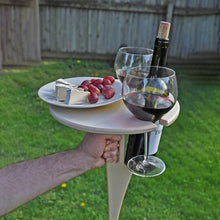 Load image into Gallery viewer, Outdoor Folding Wine Table