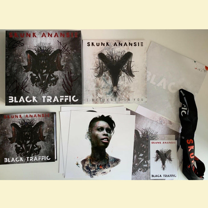 Black Traffic (Boxset) [SIGNED COPIES]