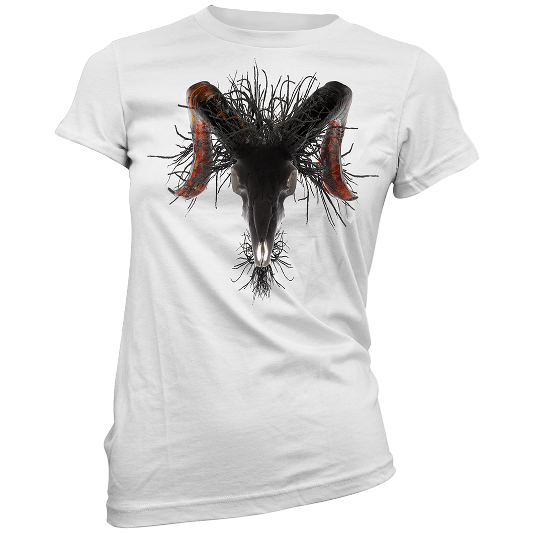 Skull - T-shirt (Women's) | Skunk Anansie Official Store
