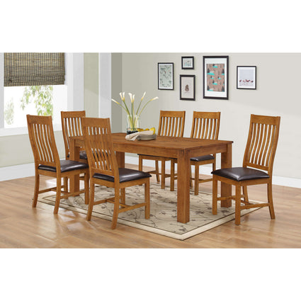 Adderley Dining Set with 6 Chairs