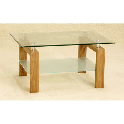 Adina Black Coffee Table