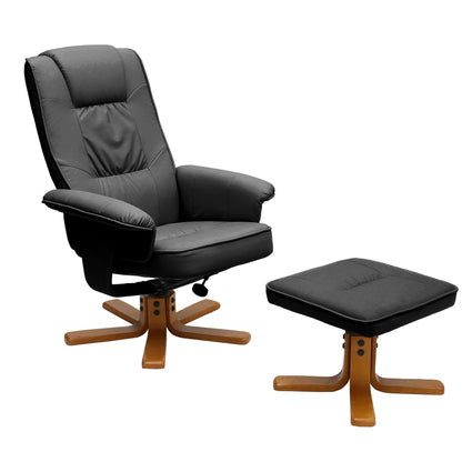 Althorpe Recliner with Footstool