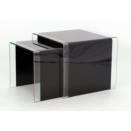 Angola Black Nest Tables