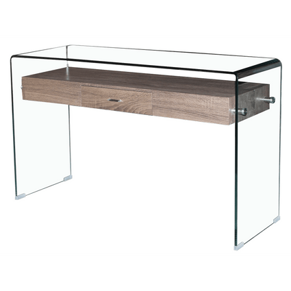 Angola Floating Shelf Lamp Table