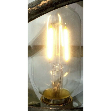 Antique Copper Garden Lantern 48cm