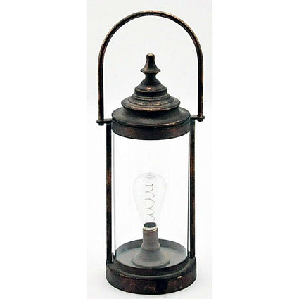 Antique Copper Garden Lantern 51.5cm