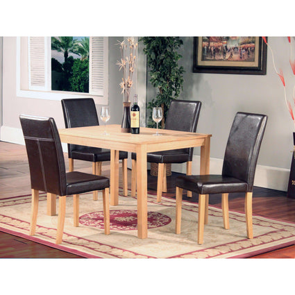 Ashdale Dining Set with 4 Chairs