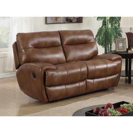 Bailey Recliner Leather Gel & PU 2 Seater