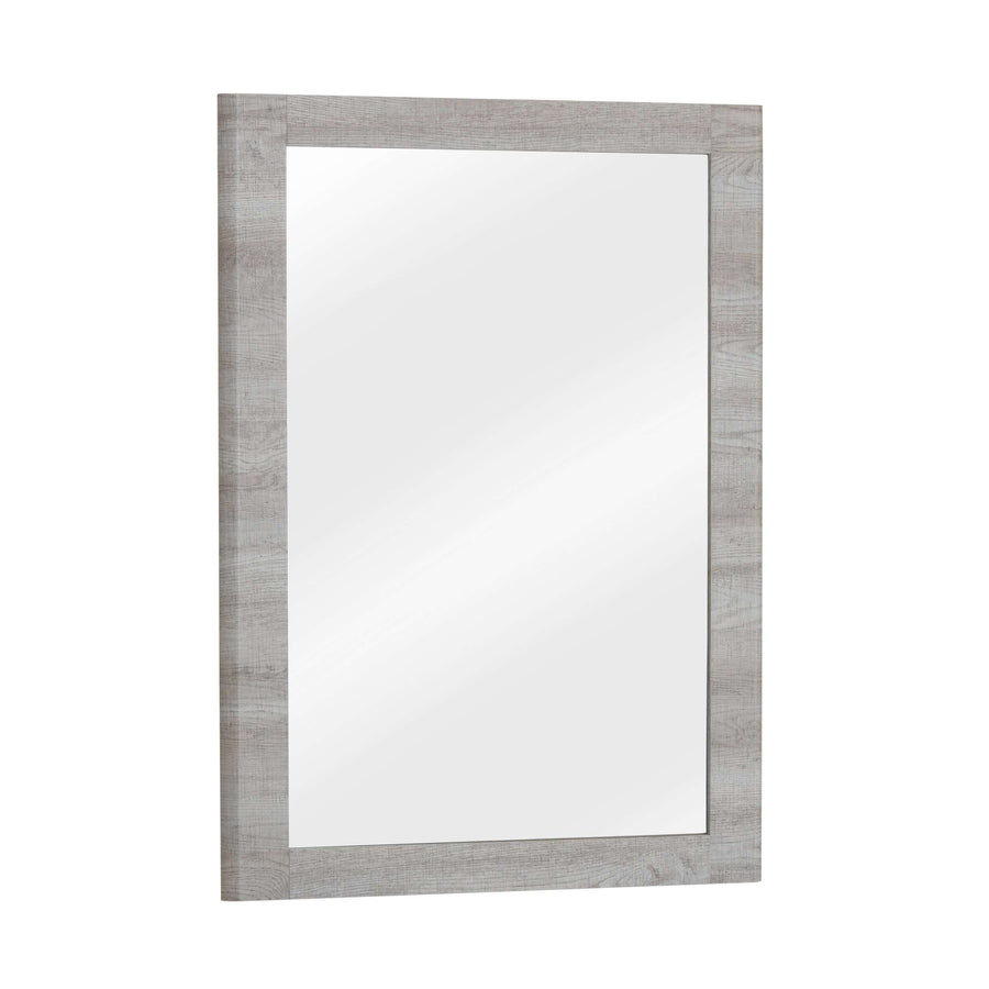 Belvoir Dressing Table Mirror Grey Oak