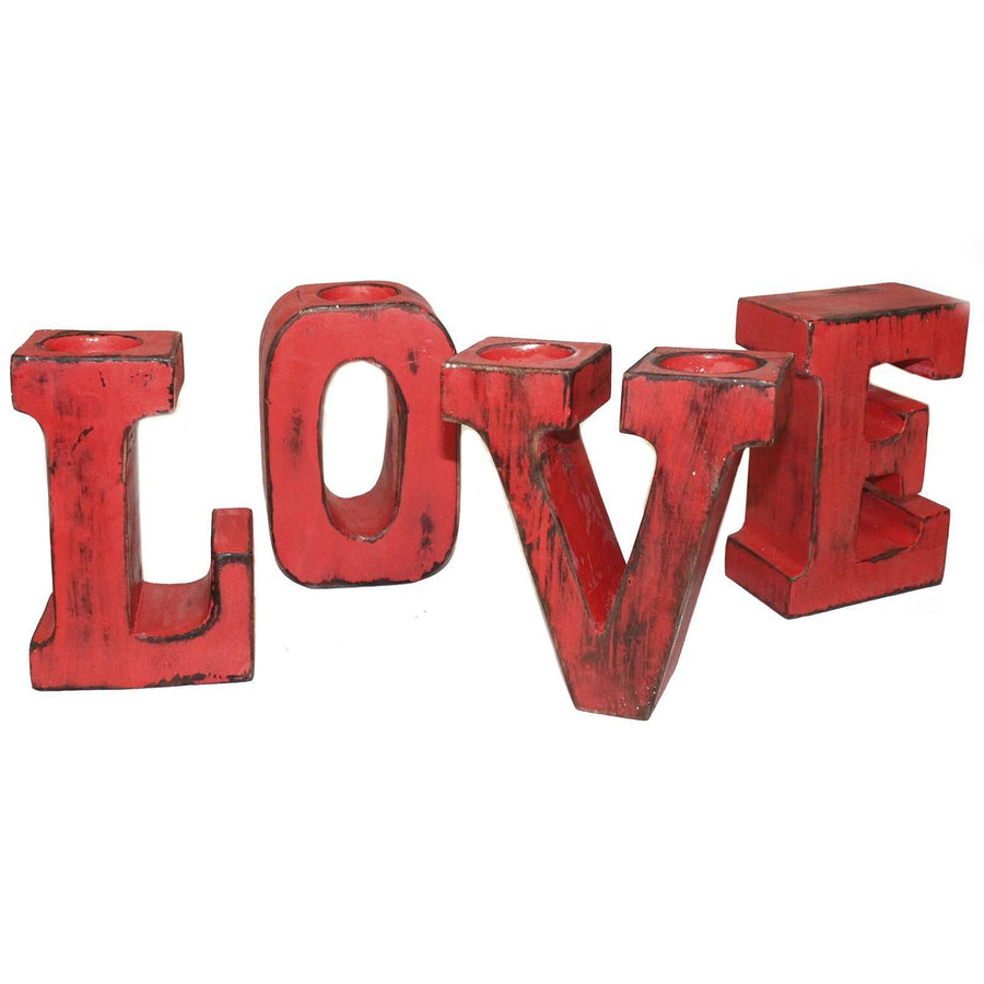 Big Letters - LOVE - Assorted Colours