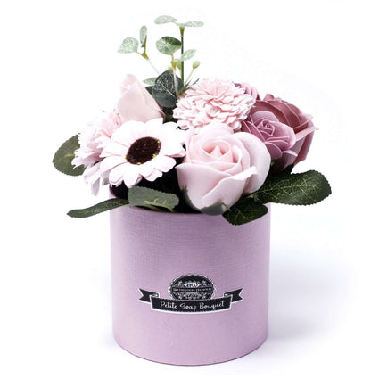 Bouquet Petite Gift Pot- Peaceful Pink