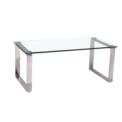 Carter Glass Coffee Table