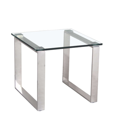 Carter Glass Lamp Table