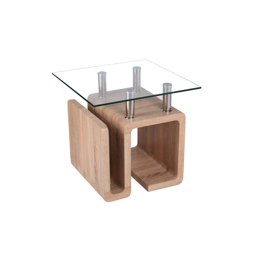 Edith Lamp Table Natural