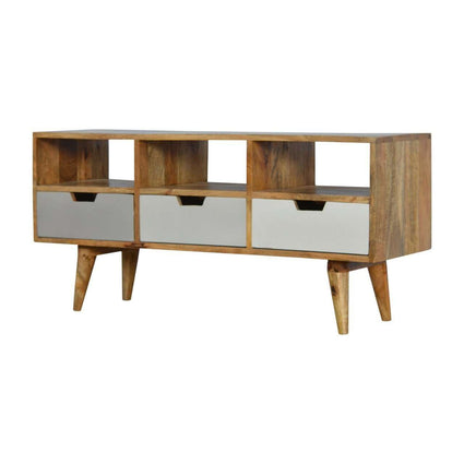 Hand Painted TV Unit