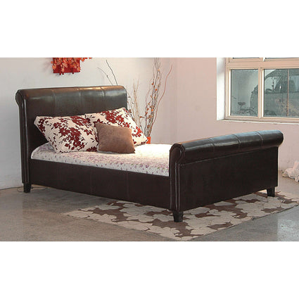 Henley PU Double Bed