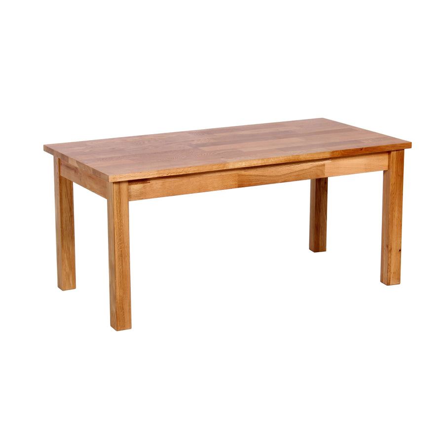 Hyde Solid Oak Coffee Table