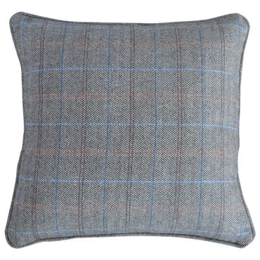Multi Tweed Cushion