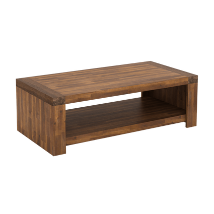 Parkfield Solid Acacia Coffee & Lamp Table